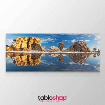 Göl ve Tepeler Tablosu (Kampanyalı)