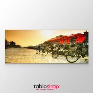 Bisikletler Tablosu (Kampanyalı)