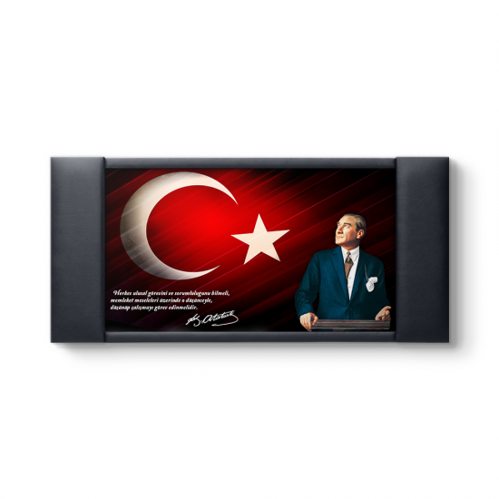 Atatürk Makam Panosu