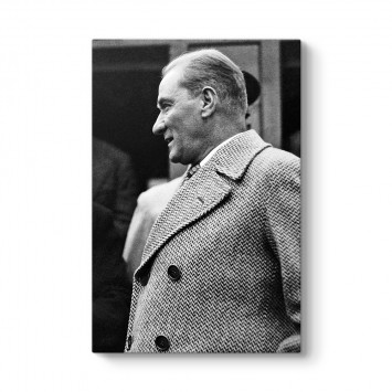 Başkomutan Gazi Mustafa Kemal Atatürk Tablosu