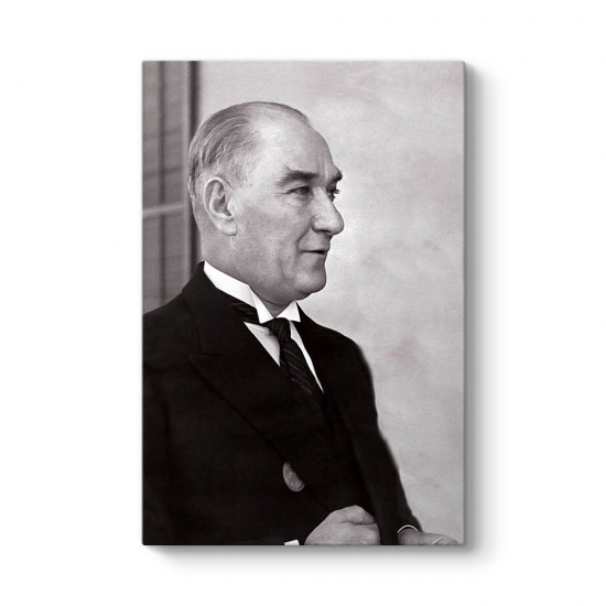 Mustafa Kemal Atatürk Duvar Tablosu