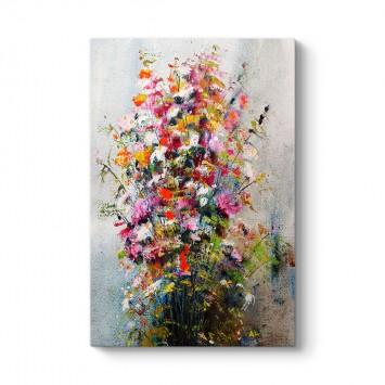 Colourful Bush Kanvas Tablo