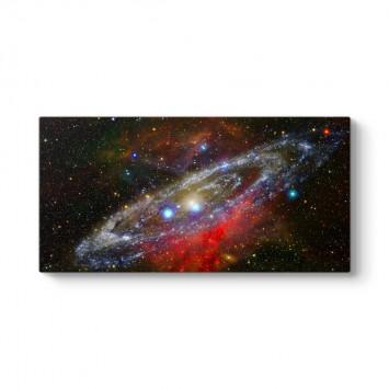 NASA'dan Galaksi Tablosu