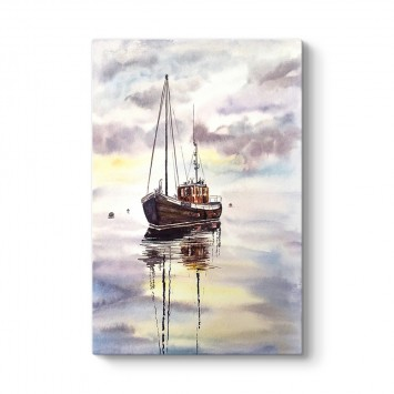 Balıkçı Teknesi Tablosu