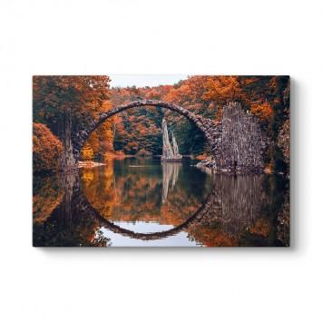 Rakotz Köprüsü Tablosu