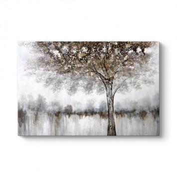 Yalnız Ağaç Tablosu