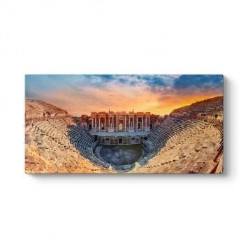 Hierapolis Antik Kenti Tablosu
