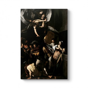 Caravaggio - Yedi Merhamet Tablosu