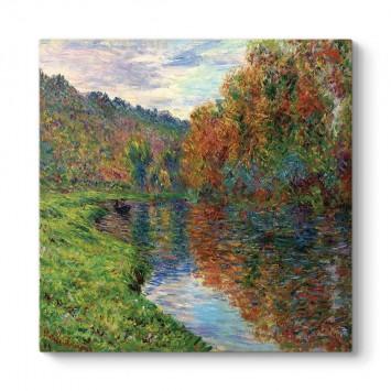 Claude Monet - Autumn Tablosu