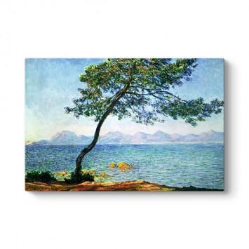 Edouard Manet - Antibes Tablosu