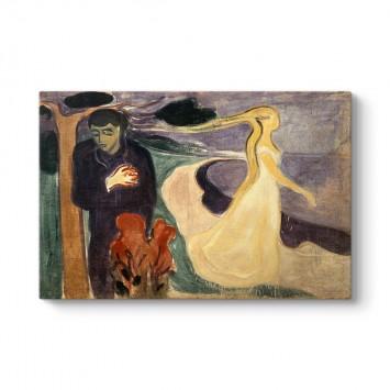 Edvard Munch - Ayrılık Tablosu