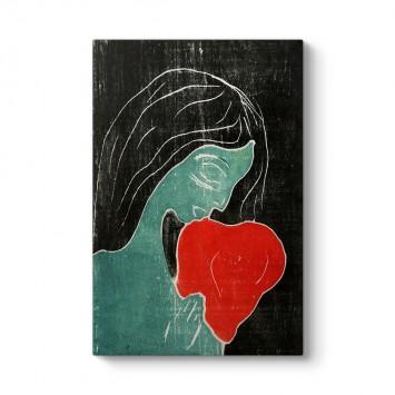 Edvard Munch - İki Kalp Tablosu