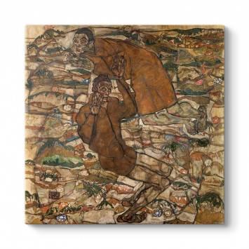 Egon Schiele - Levitation Tablosu