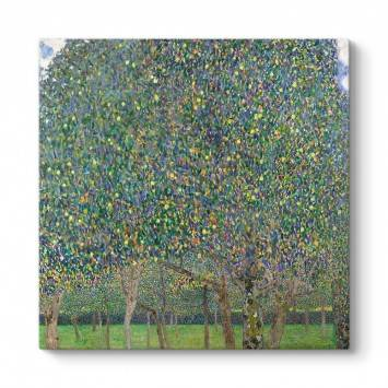 Gustav Klimt - Armut Ağacı Tablosu
