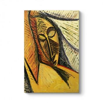 Pablo Picasso - Uyuyan Kadın Tablosu