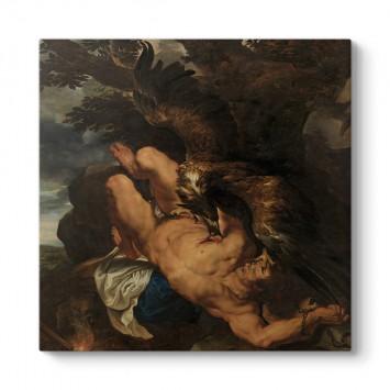 Peter Paul Rubens - Prometheus Bound Tablosu