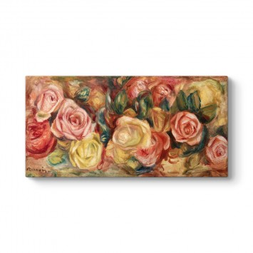 Pierre Auguste Renoir - Güller Tablosu