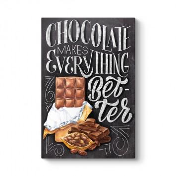 Çikolata Tablosu