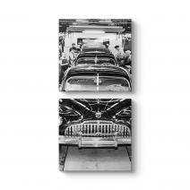 Araba Fabrikası Tablosu