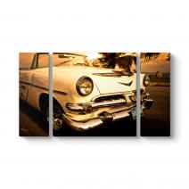 Eski Küba Araba Tablosu
