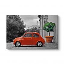 Fiat 500 Tablosu