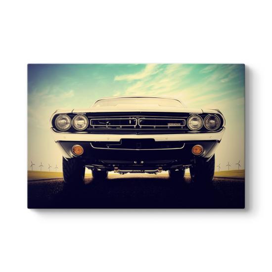 1971 Model Dodge Challenger Tablosu
