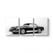 1962 Model Super America Tablosu
