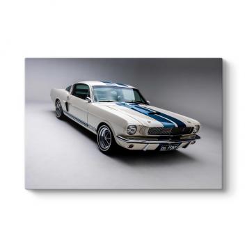 Ford Mustang Cobra Tablosu