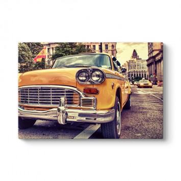 Klasik İspanyol Araba Tablosu