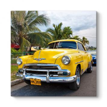1948 Model Chevrolet Tablosu