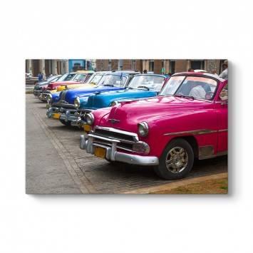 Amerikan Chevrolet Arabalar Tablosu