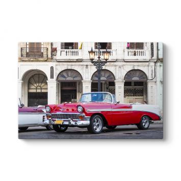 1956 Model Chevrolet Tablosu