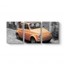 Klasik Fiat 500 Tablosu
