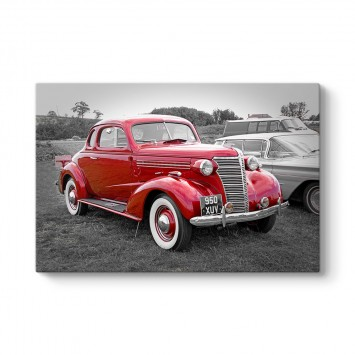 1932 Model Ford Tablosu