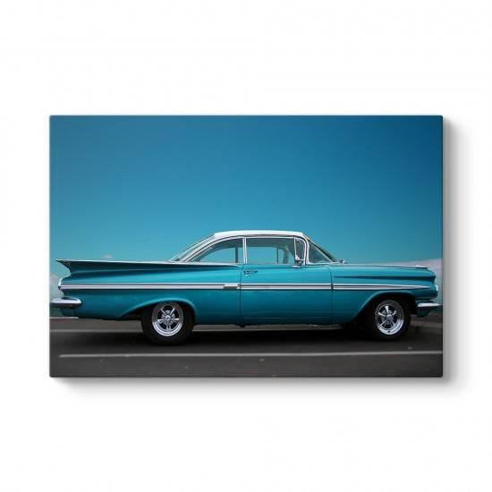 1959 Model Chevrolet Tablosu