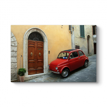 Fiat 500 ve Ev Tablosu