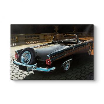 1956 Model Thunderbird Tablosu