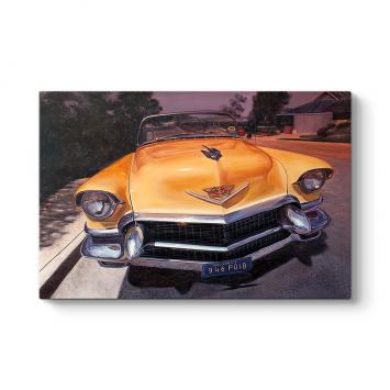 Cadillac Convertible Tablosu