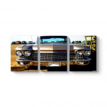 Nostalji Cadillac Tablosu