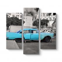Terkedilmiş Araba Tablosu