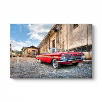 1960 Model Chevrolet Tablosu