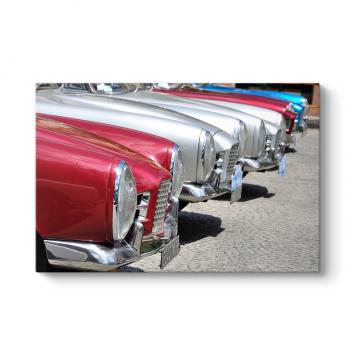 Koleksiyonluk Arabalar Tablosu