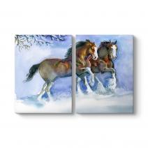 Karda Küheylan Atları Tablosu