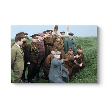 Atatürk Orman Çiftliği Tablosu