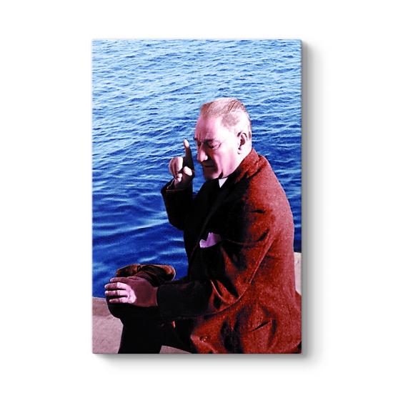 Atatürk Özlü Sözler Tablosu