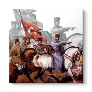 Atatürk Cephe Tablosu