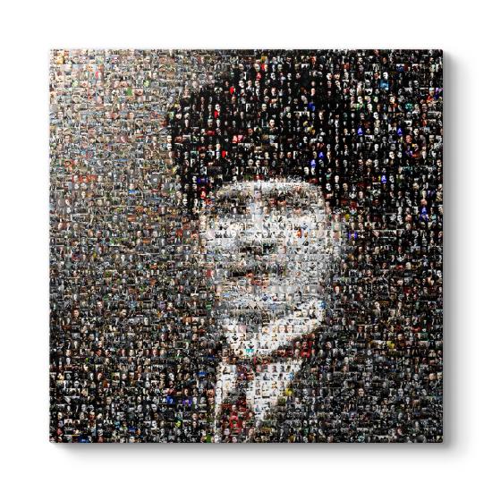 Atatürk Mozaik Resim Tablosu