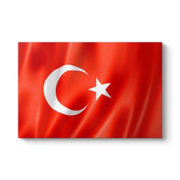 Türk Bayrağı Tablosu
