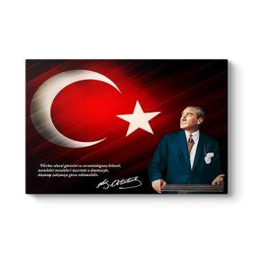 Atatürk I Tablosu