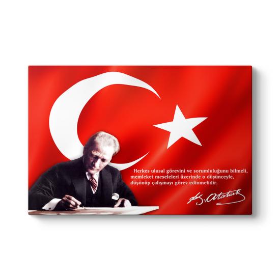 Atatürk II Tablosu